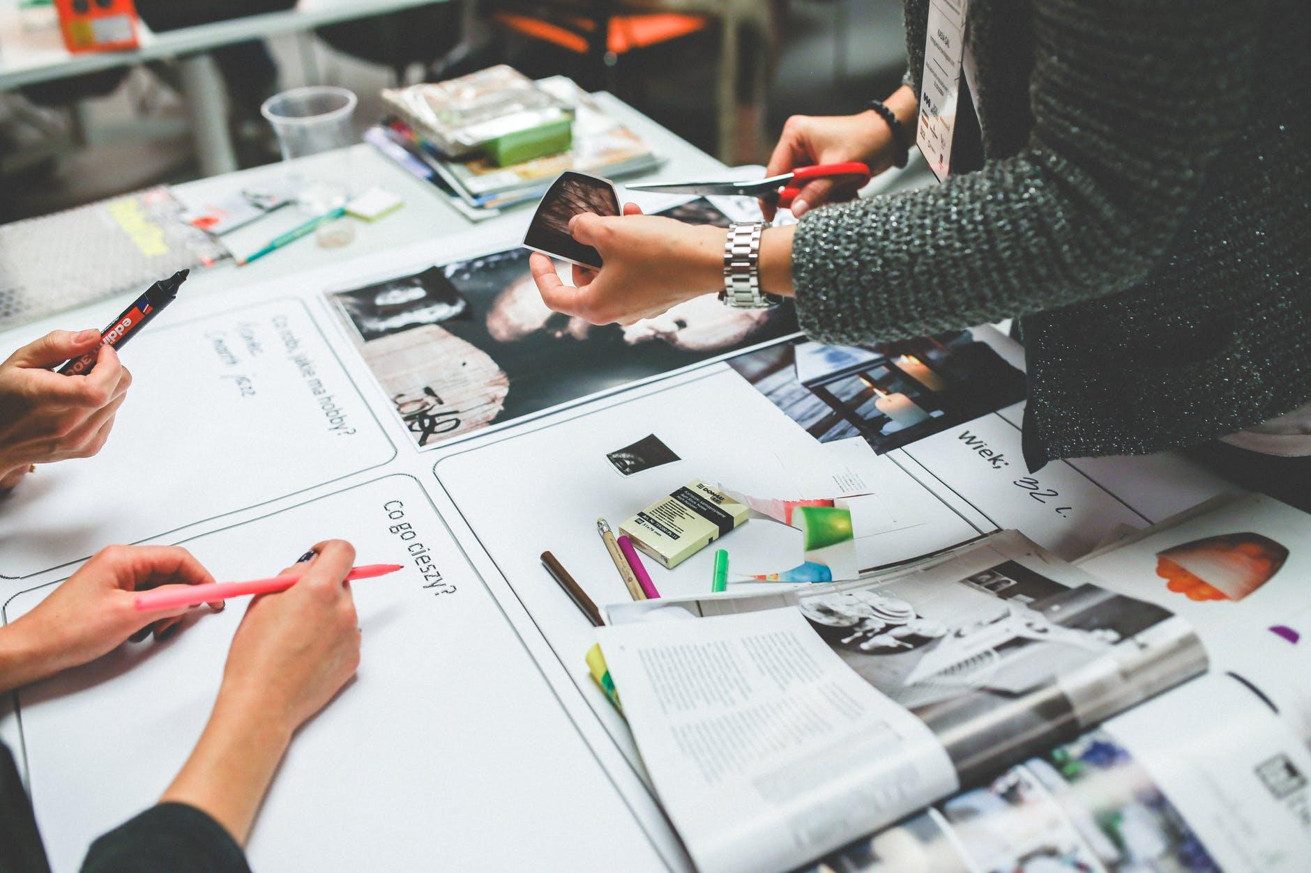 job responsibilities of a multimedia designer
