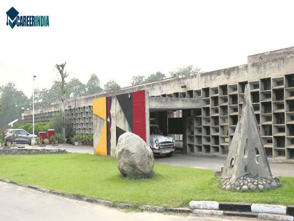 Chandigarh College Of Architecture, Chandigarh