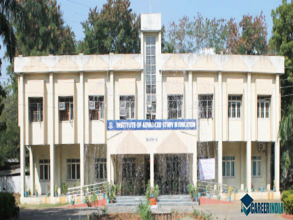 8. Institute Of Advanced Study In Education, Osmania University, Hyderabad