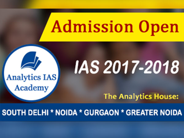 7. The Analytics IAS Coaching Centre