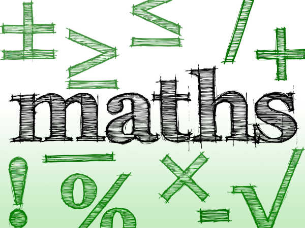 Maths Objective Questions With Answers