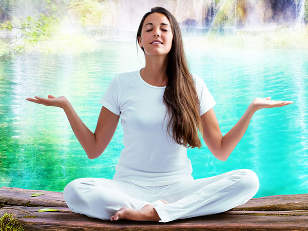 8. Meditate For 10 Minutes Everyday