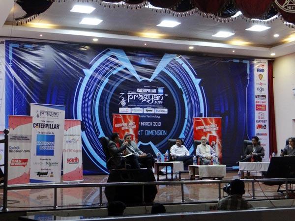 Pragyan 2018 Ends At NIT Trichy