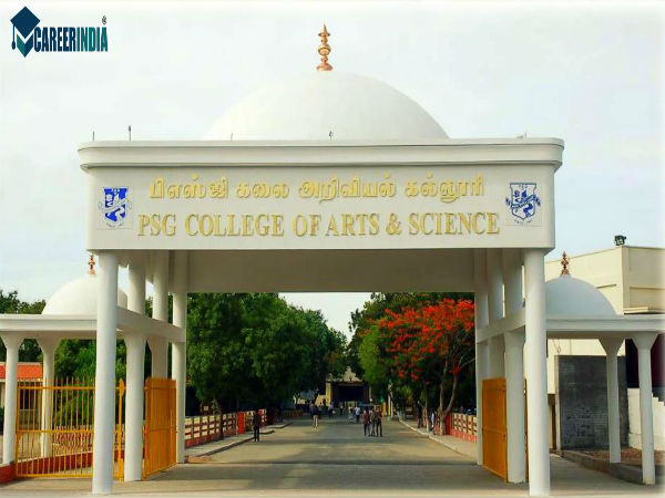 11. PSG College Of Arts And Sciences, Coimbatore
