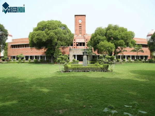 7. Shri Ram College Of Commerce, New Delhi