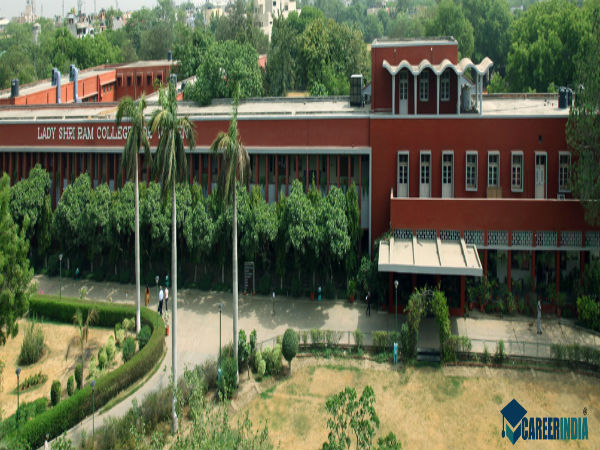 8. Lady Shri Ram College For Women, New Delhi