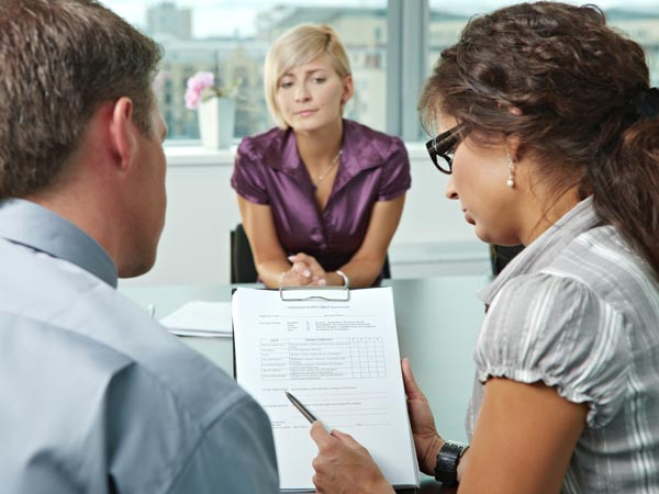 5 Questions Not To Ask In A Job Interview