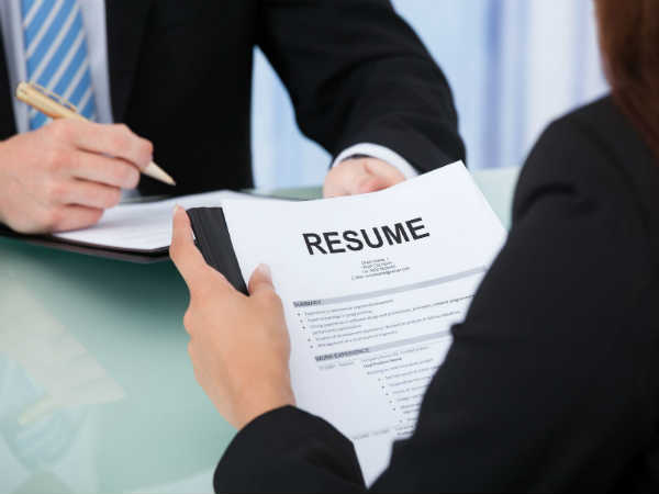 How To Create A One-page Resume