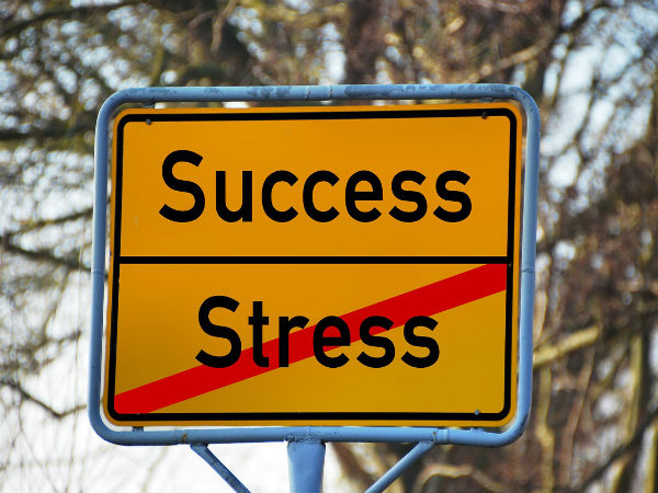 How To Beat Stress In The Workplace And Become