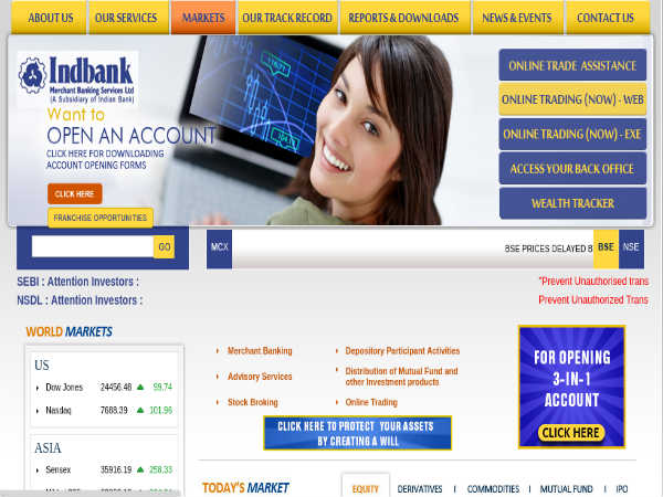 Indbank Bank Recruitment 2018