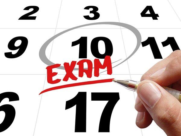 Exam Dates: JEE, NEET, UGC NET, GPAT & CMAT