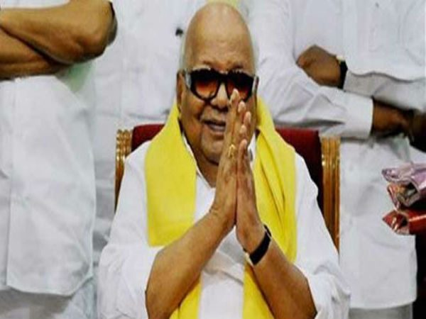 Karunanidhi's Education And Career Through Politics, Literature And More
