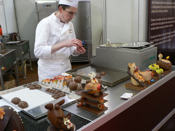 5 Amazing Jobs In The Chocolate Industry