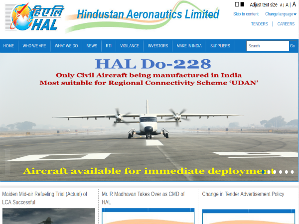 HAL Recruitment 2018: Apprenticeship Training For Graduate Engineers