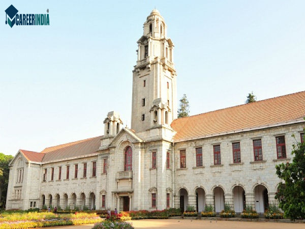 Indian Institute of Science, Bangalore