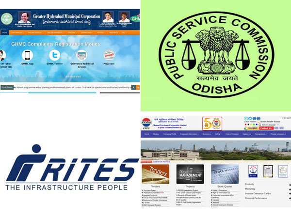 Top 5 Government Jobs 2018 On Sep 19: RITES, CPCL, GHMC, UPTET And OPSC