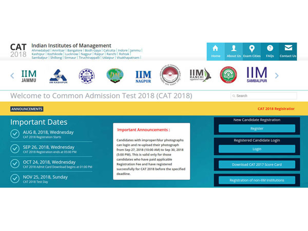 IIM CAT 2018 Registration Date Extended, MBA Aspirants Apply Now!