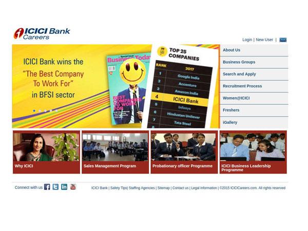 ICICI Bank Recruitment 2018 For Maker/Verifier
