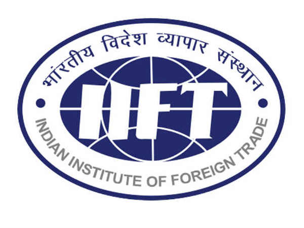 Indian Institute of Foreign Trade (IIFT) 2019