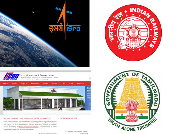 Top 6 Government Jobs 2018 On Oct 9: TNPSC, ISRO, IRCON, DLW, TNFUSRC And ITBP
