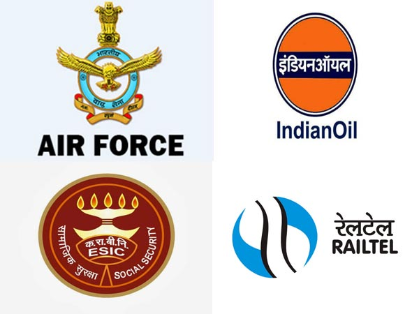 Top 6 Government Jobs 2018 On Oct 12: Railtel, ESIC, IOCL, Indian Airforce, NPSC And OSSSC