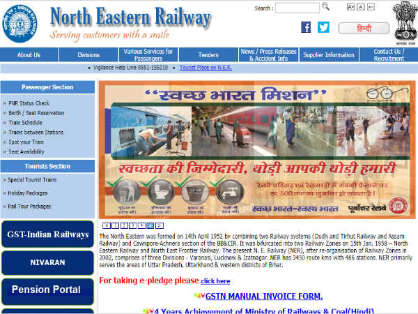 Railway Jobs 2018: Doctors Hired At North Eastern Railway, Earn Up To INR 105000