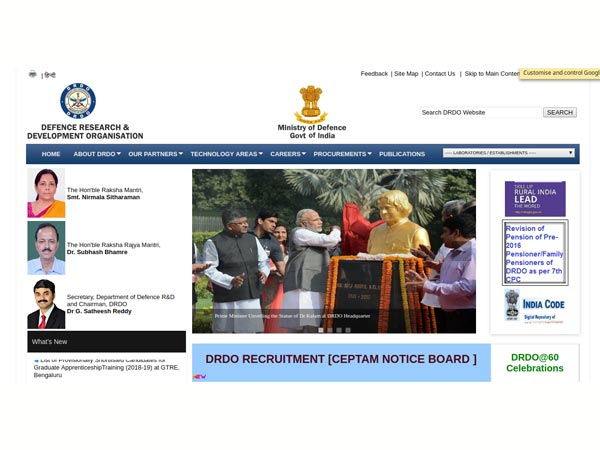 DRDO Recruitment 2018: Attend The Walk-In Interview On Oct 30