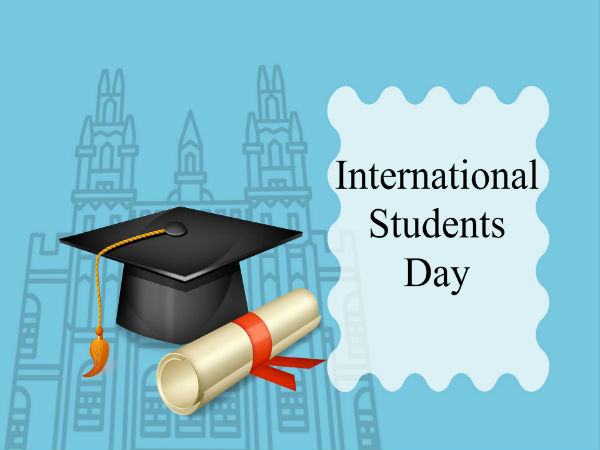 What Is International Students Day