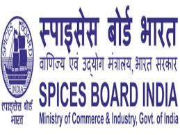 Spices Board Recruitment 2018