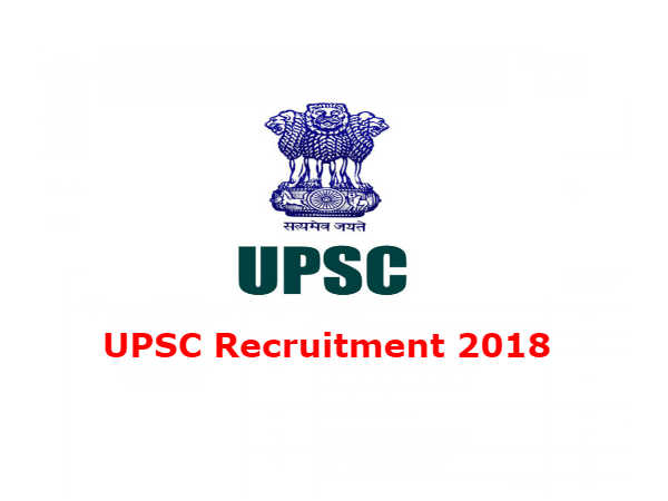 UPSC Is Hiring IT Professionals