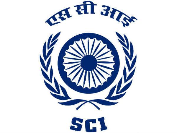 SCI Recruitment 2019 For Marine Engineer