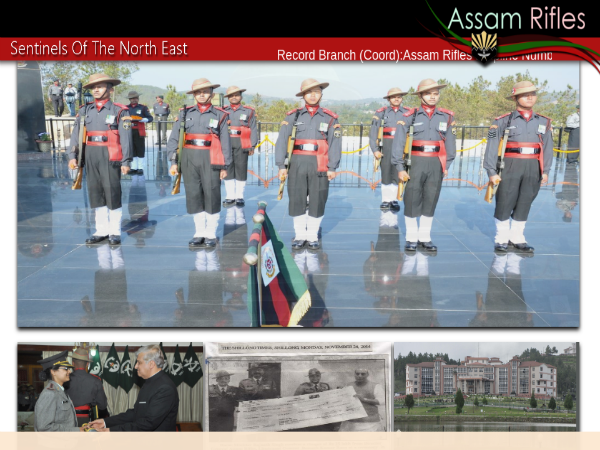 Assam Rifles Recruitment Rally 2019