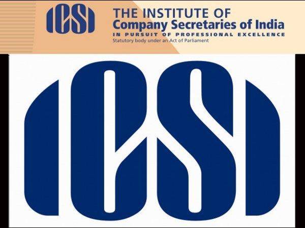 ICSI Professional & Executive Result 2018