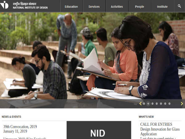 NID Recruitment 2019 For Multiple Posts