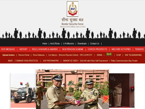 BSF Recruitment 2019 For Pilot, Engineer