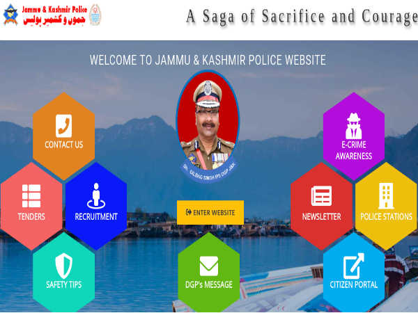JK Police Constable Recruitment: Apply Online For 1,350 Vacancies; Earn Up To Rs. 63,200 Per Month