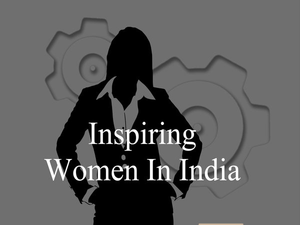 Top 10 Inspiring Women In India