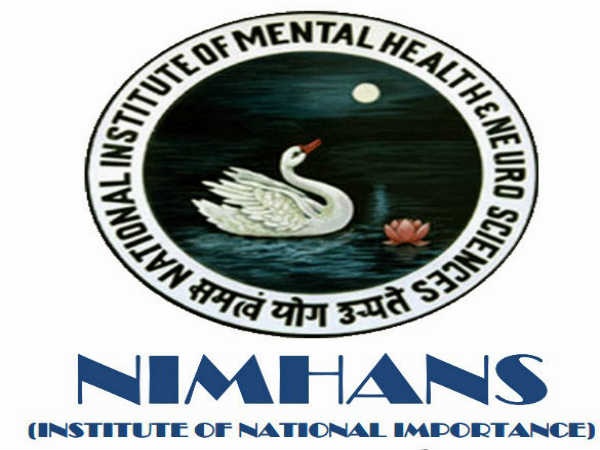 NIMHANS Recruitment 2019: 115 Vacancies