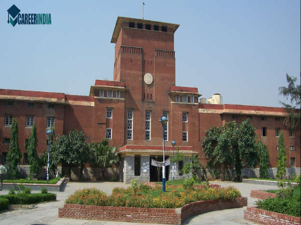 8. University Of Delhi