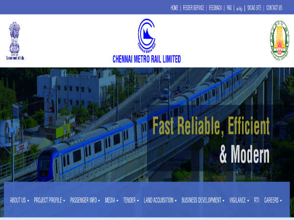CMRL Recruitment 2019: 25 Engineers
