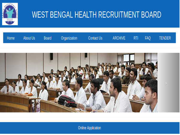 WBHRB Recruitment 2019: Staff Nurse Post