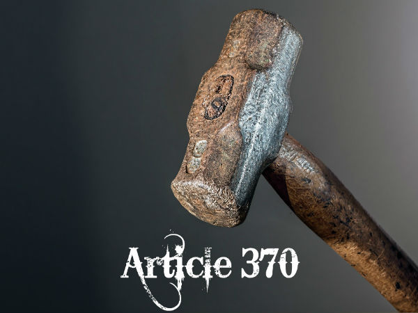 What Is Article 370?