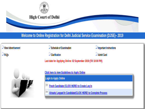 Delhi High Court Recruitment: Apply Online For 45 Delhi Judicial Service Posts Before September 02