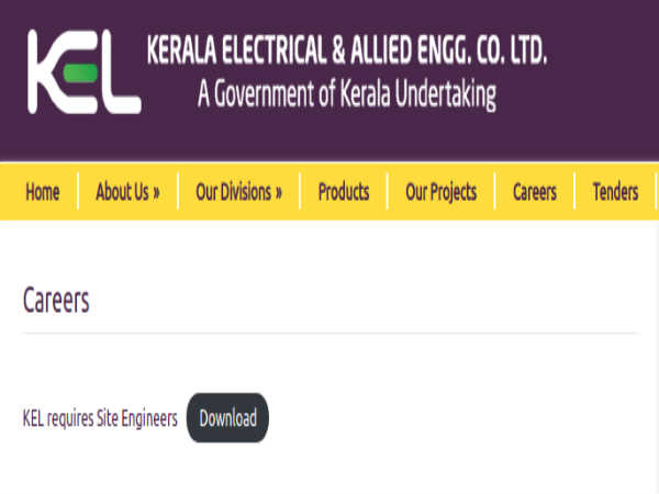KEL Recruitment 2019: 20 Site Engineers