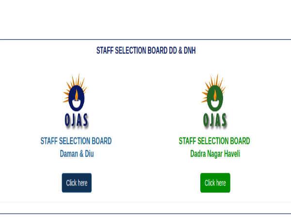 SSB Dadra Nagar Haveli Recruitment 2019