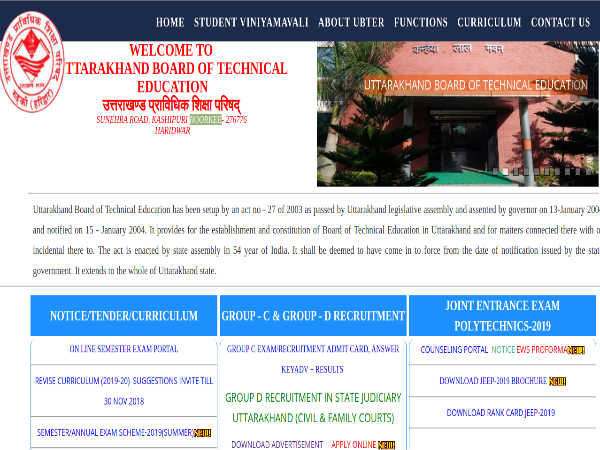 UBTER Recruitment 2019: Apply Online For 401 Group D Posts, Earn Up To Rs. 56,900 A Month