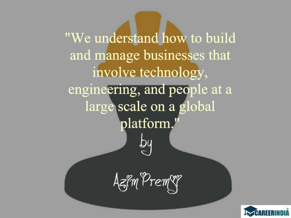 Engineers Day Quotes: Azim Premji