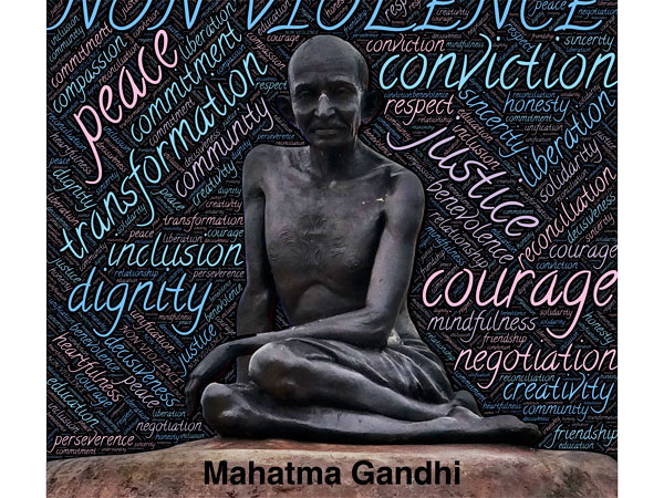Mahatma Gandhi Speech Idea: International Day of Non-Violence