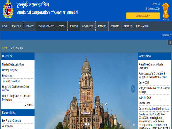 MCGM Recruitment: Apply Online For 165 Associate Professors Post, Earn Up To Rs. 67,000 Per Month