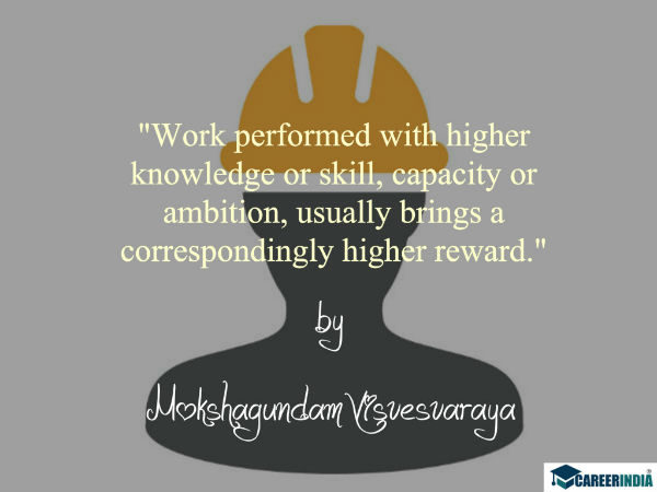 Engineers Day Quotes: Mokshagundam Visvesvaraya